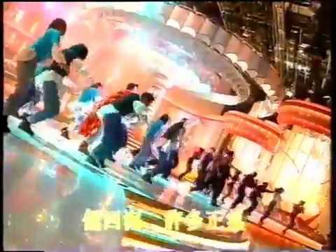 Faye Wong 王菲, Sally Yeh 葉倩文 & Sandy Lam 林憶蓮 - 飛躍舞台Dancing Queen 1993年TVB萬千星輝賀台慶