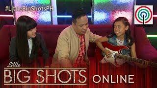 Little Big Shots Philippines Online: Kei | Electric Guitarist