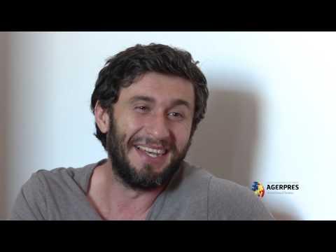 Interviu cu actorul Dragos Bucur