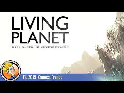 Living Planet — Game Overview At FIJ 2019 In Cannes