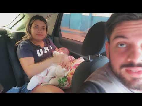 PRIMEIRA SEMANA COM A BABY ELIZA CASTRICINI | Kathy Castricini