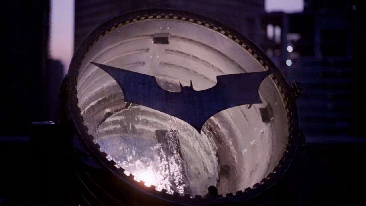 The Dark Knight Ending Voiced By Kevin Conroy Youtube