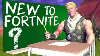 Fortnite Battle Royale Tut๐rial / Beginners Guide - PC/PS4/Xbox One