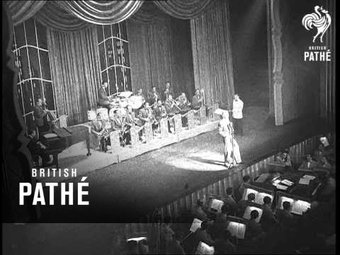 Danny Kaye 12  Royal Command Performance (1948)