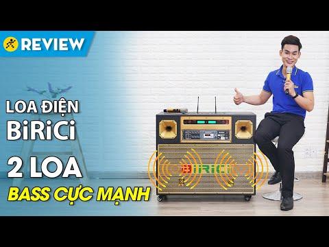 Loa Karaoke Birici: Công Suất 450W, 2 Loa Bass Cực Mạnh (MX-700) • Điện Máy XANH