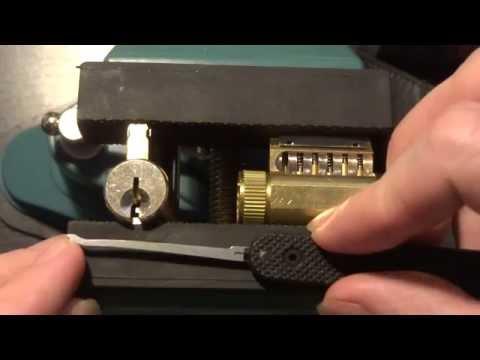 (013) The basics of lock picking