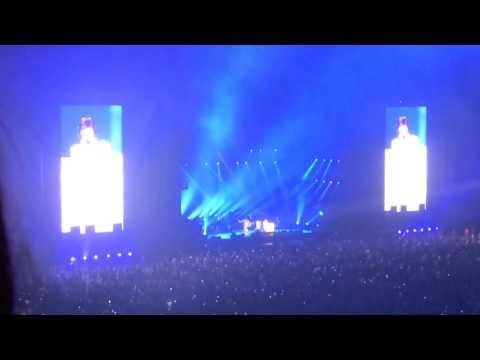 Paul McCartney Live and Let Die + Hey Jude The Beatles en Lima Peru 25/04/2014