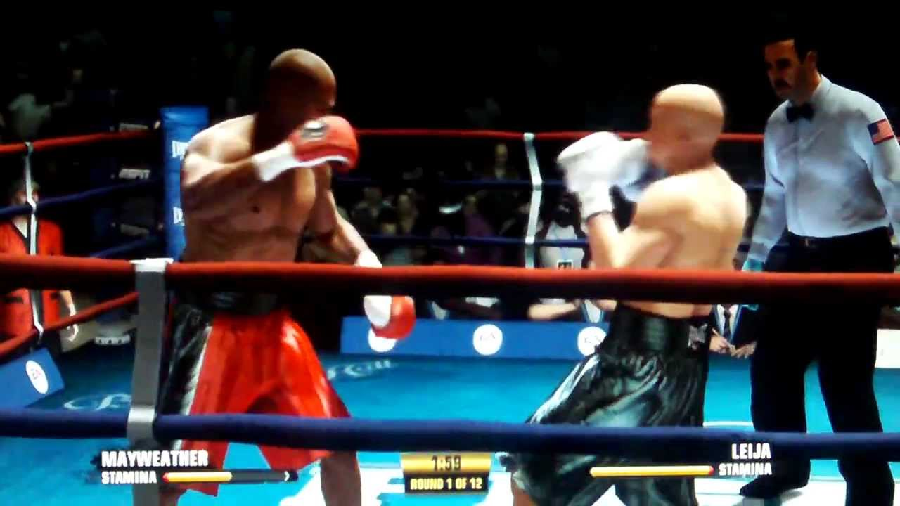 how to play fight night champion
