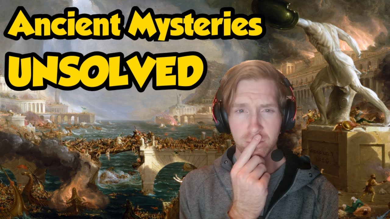 Download Californian Reacts to 5 ANCIENT MYSTERIES We Still Haven't Solved