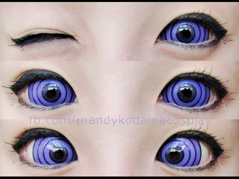 Image Gallery rinnegan contacts