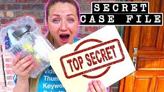 We Found A TOP SECRET Classified Case File! The Beach House