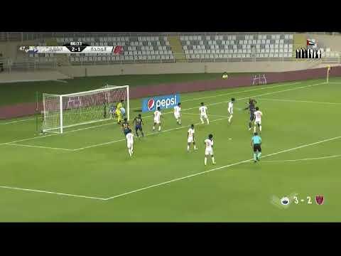 أهداف مباراة الوحدة × الشارقة 2-3 – الجولة 12 دوري الخليج العربي موسم 2018/2019