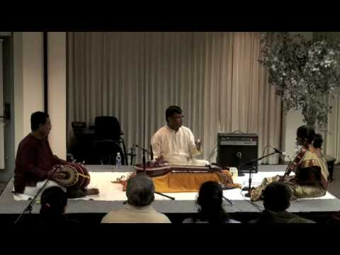 Chitravina N. Ravikiran - Part 2 of 2 - Slide Exhibition Concert Series