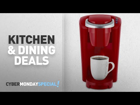Walmart Top Cyber Monday Kitchen & Dining Deals: Keurig® K-Compact Single Serve Coffee Maker