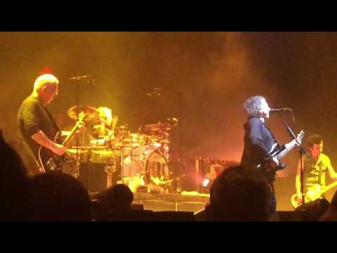 THE CURE - Burn (The Crow) @ AccorHotels Arena (Paris)