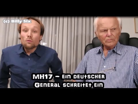 MH17: Bundeswehr-General a.D. verdächtigt Ukraine des Massen-Mords (D., ENGL.)
