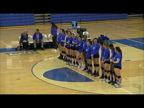 UMass Boston Volleyball vs Wellesley College Webcast (10/02/2015)
