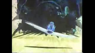 劇場初公開前にテレビで放送された「風の谷のナウシカ」の15秒CMです...