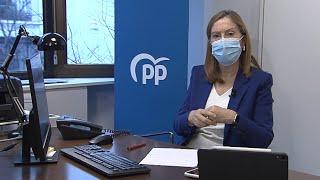 El PP reclama al Gobierno aprobar hoy un plan de vacunación