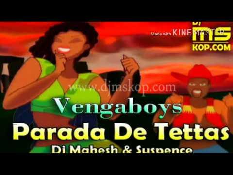 Parada De Tettas Dj Mahesh Kop & Dj suspense