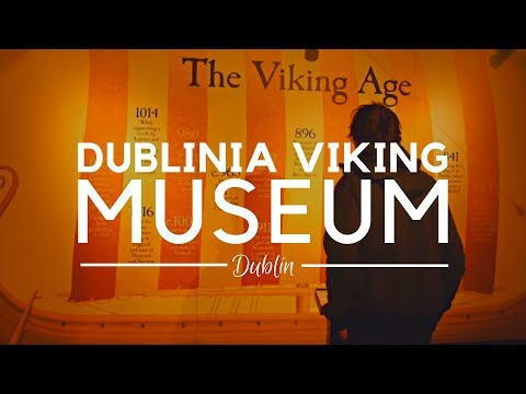 Dublinia Viking Museum - Dublin Ireland -Things to do in Dublin Ireland - Places to visit In Dublin