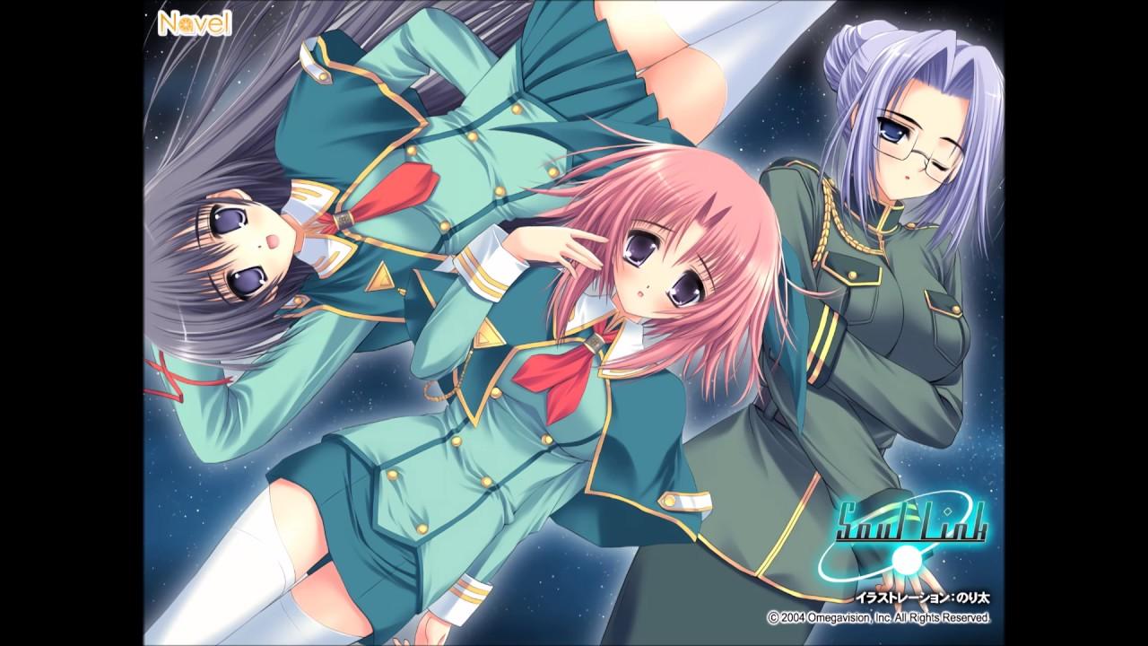 Soul Link PS2版OP 「Cosmic Rha...