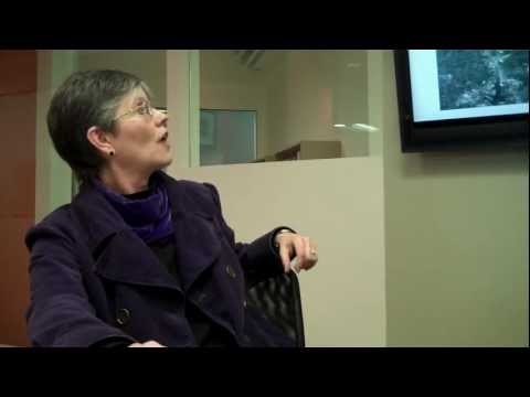 DCEN VIDEO: Rock Creek Sustainability - Beth Mullin, Executive Director, Rock Creek Conservancy