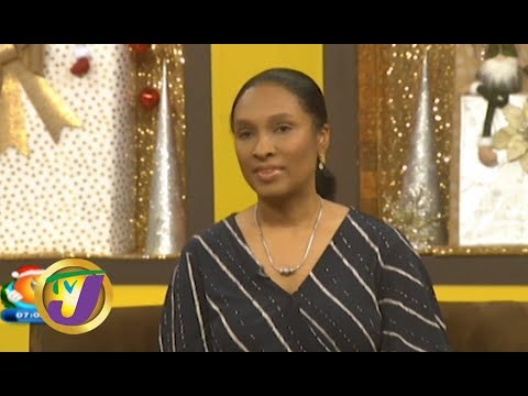 TVJ Smile Jamaica: Dr. Cathy Maddan Gives Facts about Pregnancy - December 3 2019