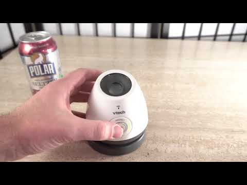 VTech DM222 Review - Baby Projector - Night Light - Monitor - Quick Overview
