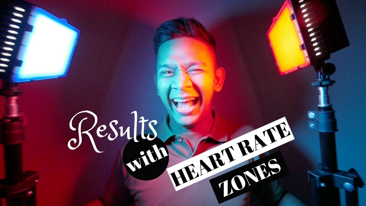 Results With Heart Rate Zones - YouTube