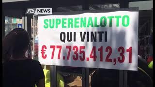 DOPO 50 GIORNI RISCUOTE LA SUPER VINCITA