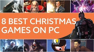 The 8 best Christmas games on PC