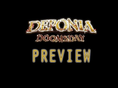 Deponia Doomsday Preview |