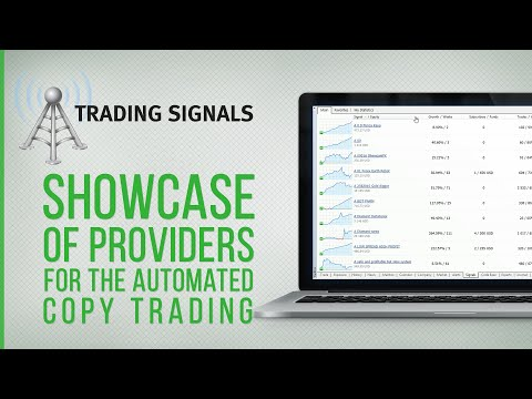 Forex signals and copy trading