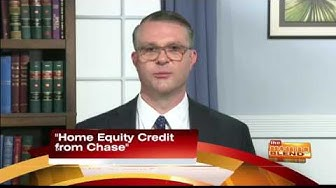 Home Equity Credit from Chase