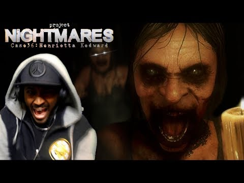 YOU CANT HIDE FROM THEM | Project Nightmares Case 36