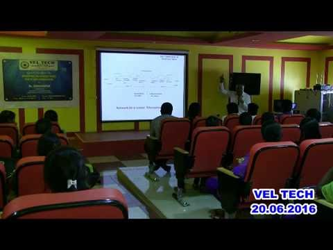 2016 06 20 MOTIVATIONAL TALK ON RECENT TRENDS IN OPTIC FIBRE COMMUNICATION