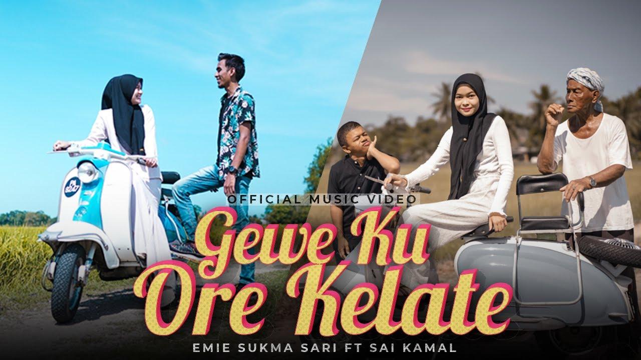 Download (Official Music Video) Gewe Ku Ore Kelate - Emie Sukmasari ft. Sai Kamal