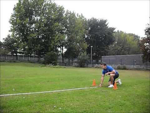 35m Sprint Test