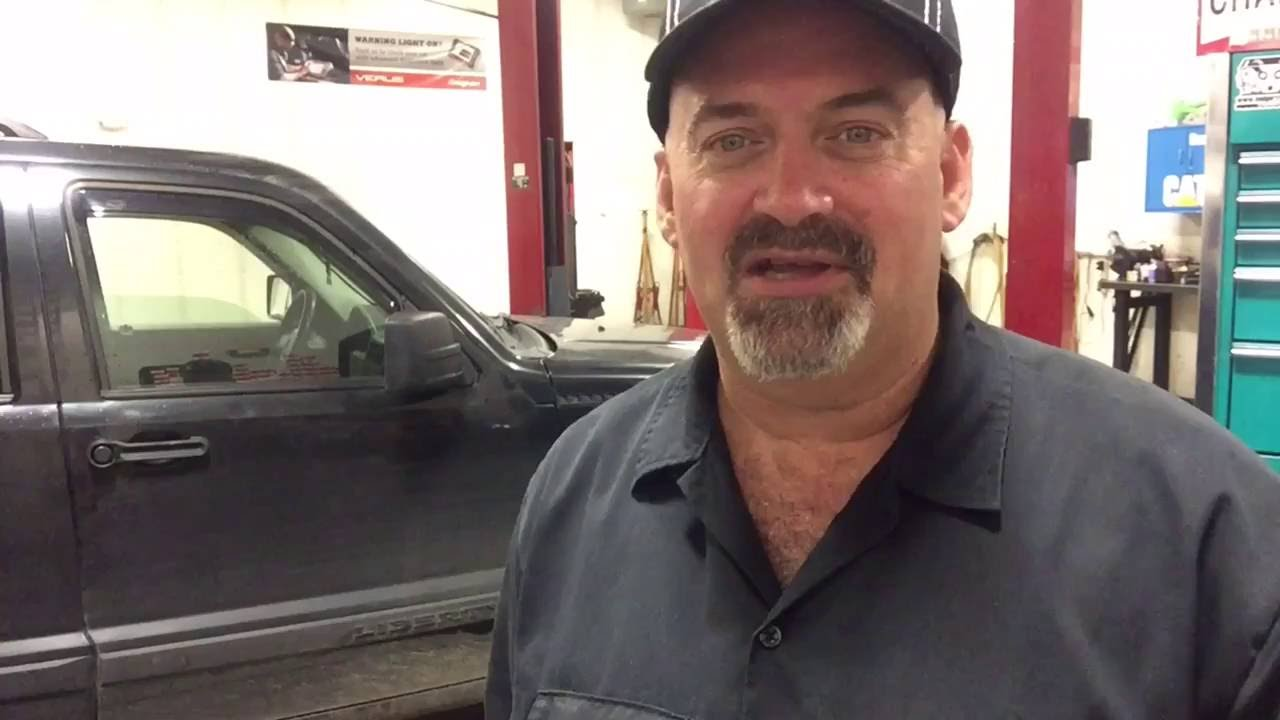 Jeep Liberty Hvac Blower Motor Replace Youtube 2014 Cherokee Fuse Box