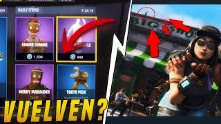 RETURN THE **GENJIBRE SKIN** TO FORTNITE?? NEUE INFORMATIONEN! - byReaper