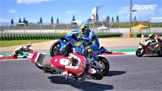 MotoGP 19 CRASH AND SAVE COMPILATION | TEN MINUTE #61