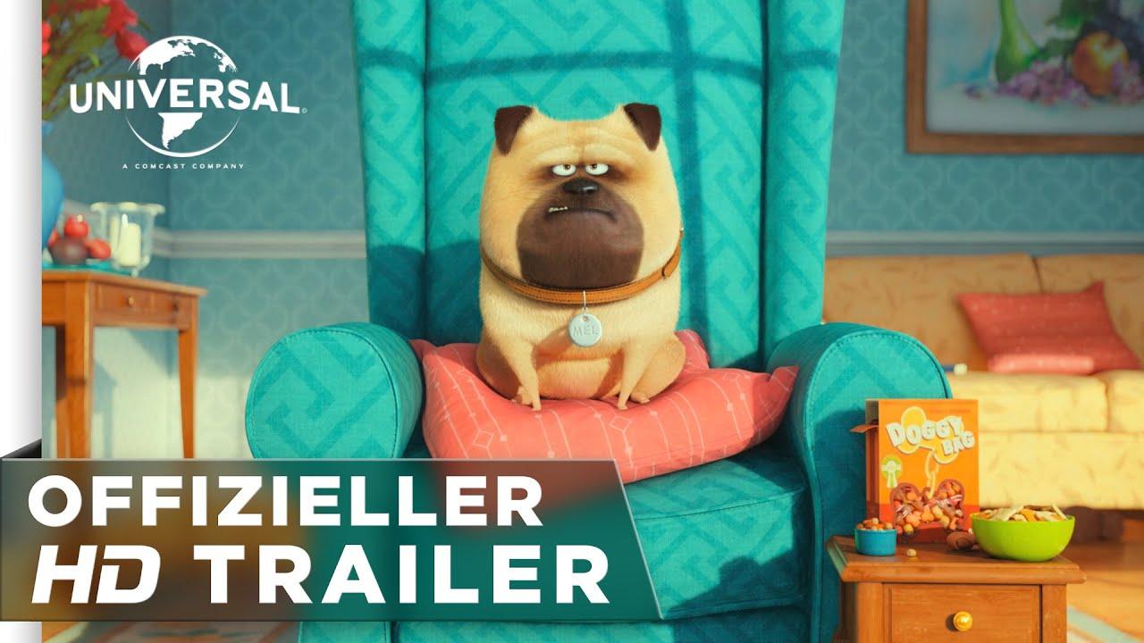 Pets - Trailer deutsch / german HD