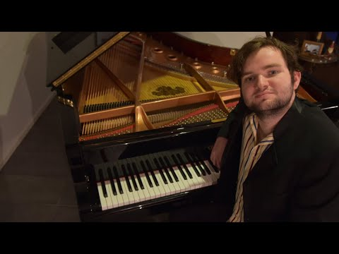 Live solo jazz piano with Callum Watson