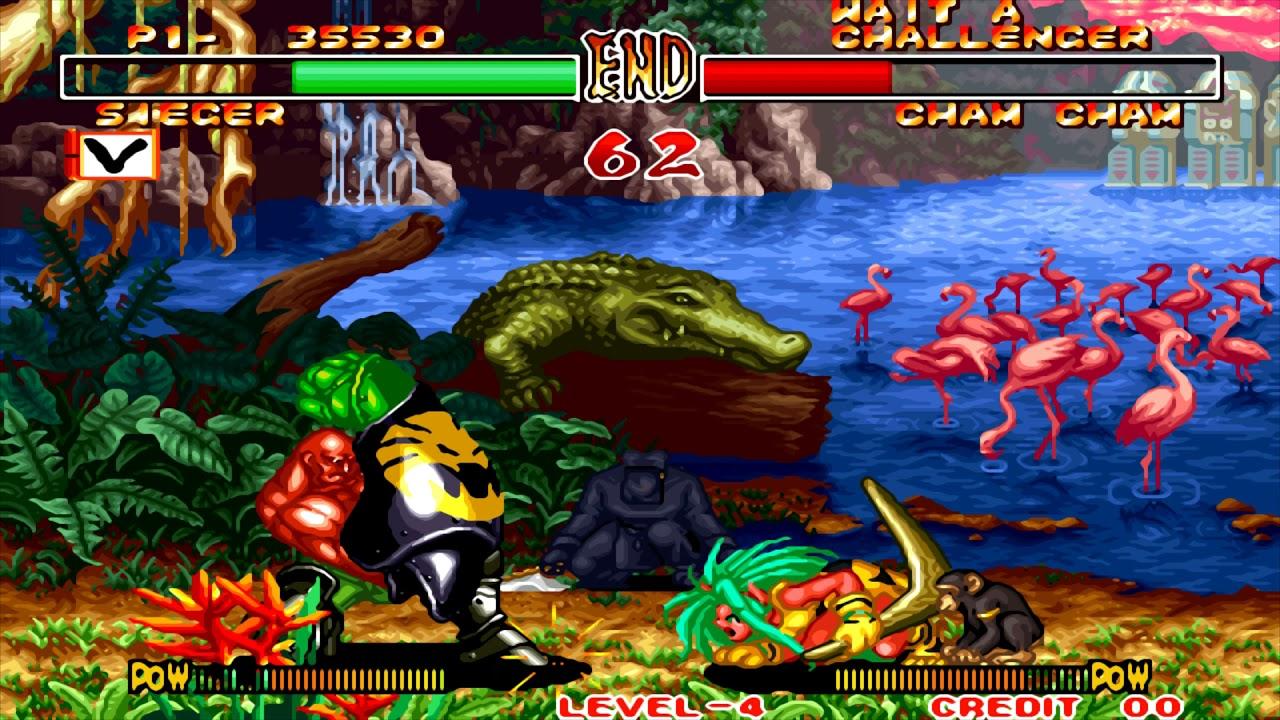 Download Samurai Shodown II  Shin Samurai Spirits (Arcade 1CC) Neinhalt Sieger Playthrough