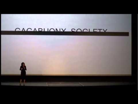 Professor Lera Boroditsky on Cacophony May 31 2013