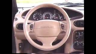 1999 Dodge Stratus Operating Tips