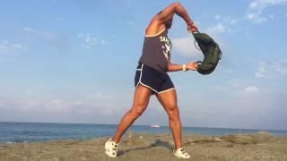 Тренируйся всегда и везде! Турция Sandbag