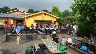 Sussex Steel Band op Camping Zeeburg Amsterdam