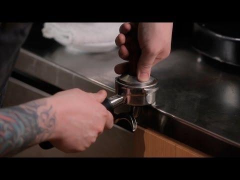 How to Make Espresso   Latte Art